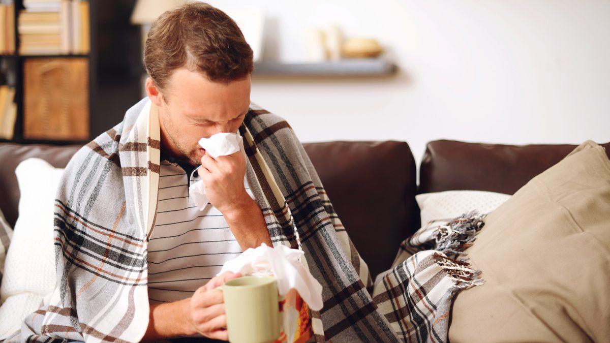 Gripp i prostuda - Лечение и профилактика вирусных инфекций