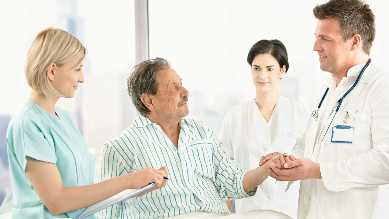 old man - Лечение камней в желчном пузыре без операции