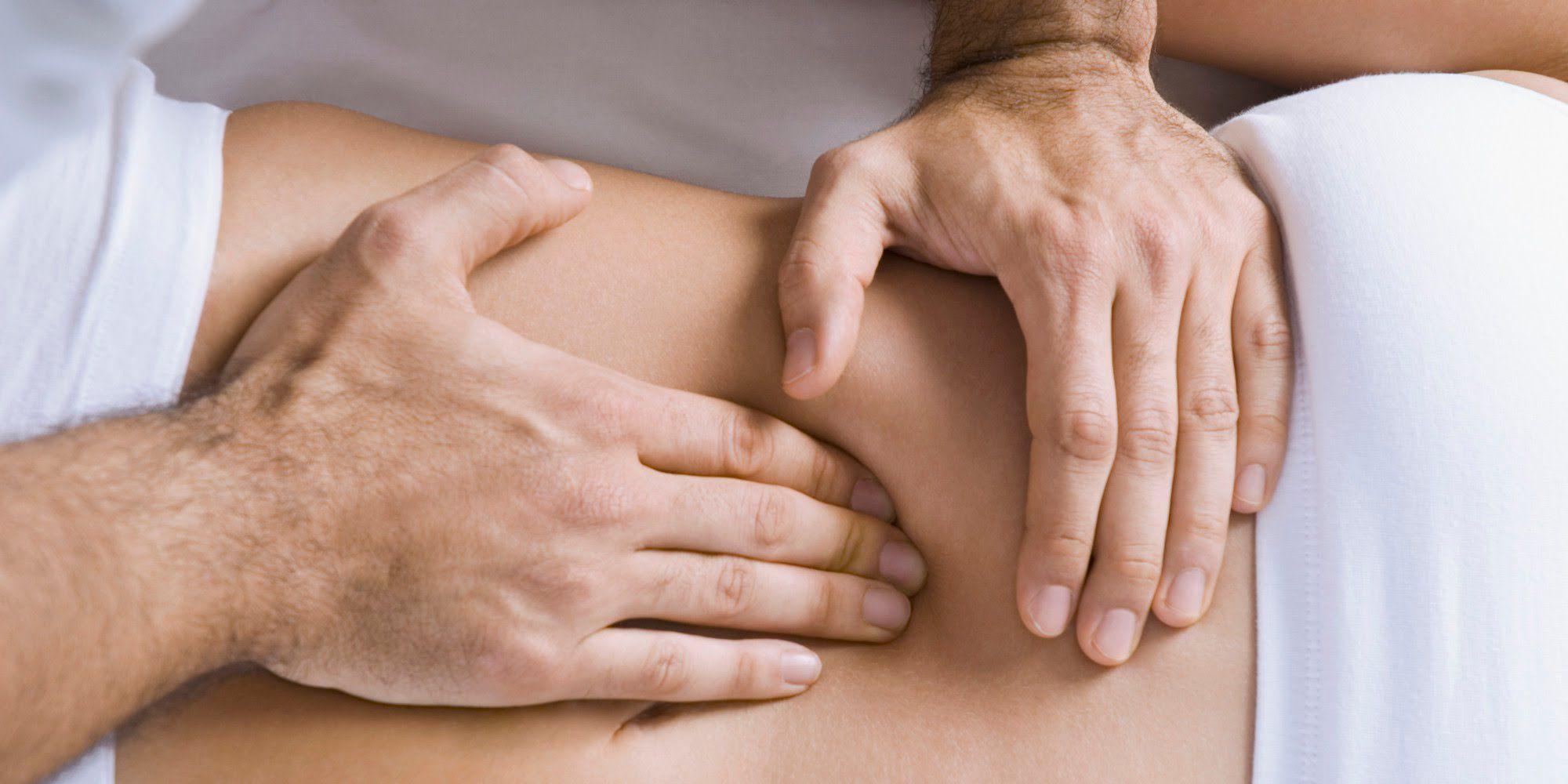 vistseralnj massazh - Висцеральный массаж