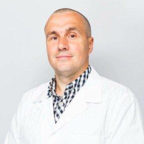 Кучма Сергей Юрьевич — врач экологической медицины